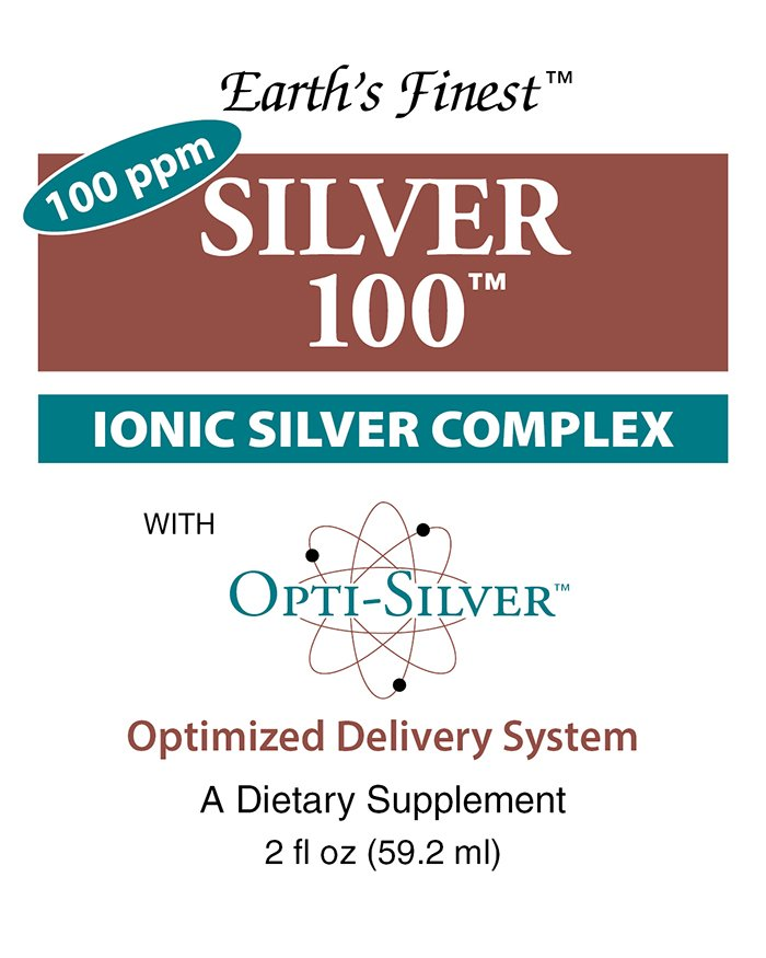 Silver 100 - front panel