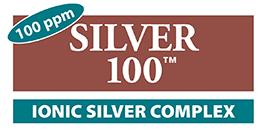 Silver 100 Logo